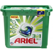 Капсулы для стирки ARIEL 3 in 1 Pods white 24 шт