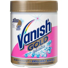 Пятновыводитель Vanish Gold Oxy Action Whites для белого, 470 гр