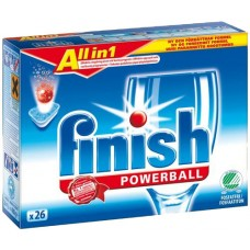 Таблетки Finish All In One 26 шт.