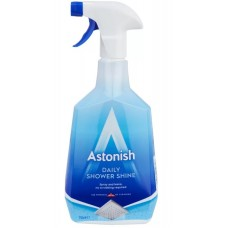 Средство Astonish daily shower shine, 750 мл