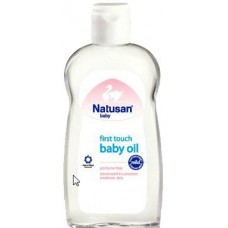 Масло для тела Natusan baby First Touch baby olie 200 мл.