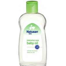 Масло для тела Natusan baby intensive care oil 200 мл.