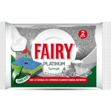 Губки Fairy Platinum, 2 шт