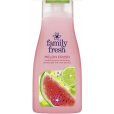 Гель для душа Family Fresh Melon Crush, 500 мл