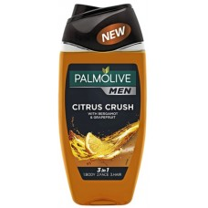 Гель для душа Palmolive Men Citrus Crush 3in1, 250 мл