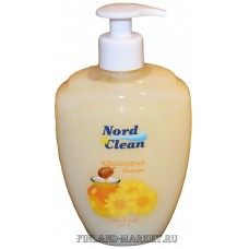 Мыло жидкое мед Nord Clean , 500 мл