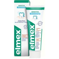 Зубная паста ELMEX Sensitive Whitening 75 мл