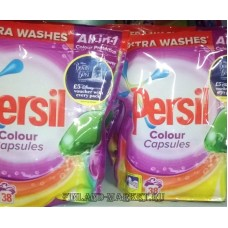 Капсулы Persil Colour для стирки, 38 шт