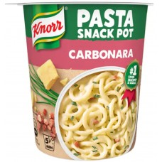 Паста карбонара Knorr Snack Pot BIG Carbonara, 92 гр