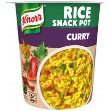 Рис с карри Knorr Snack Pot rice curry, 87 гр