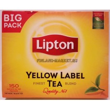 Чай Lipton Yellow Label Tea 150 пакетов