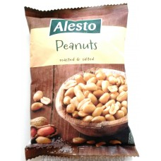 Арахис ALESTO Peanuts roasted and salted обжаренные с солью 500 гр