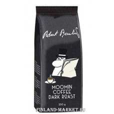 Кофе молотый Robert Paulig Moomin Dark Roast тёмный, 200 гр