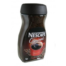 Кофе растворимый Nescafe Original 200 гр ( стекло )