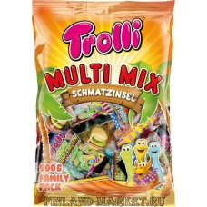 Мармелад Trolli Multi Mix 400 гр